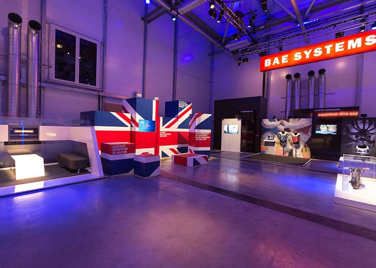 BAE Systems - Farnborough International Air Show