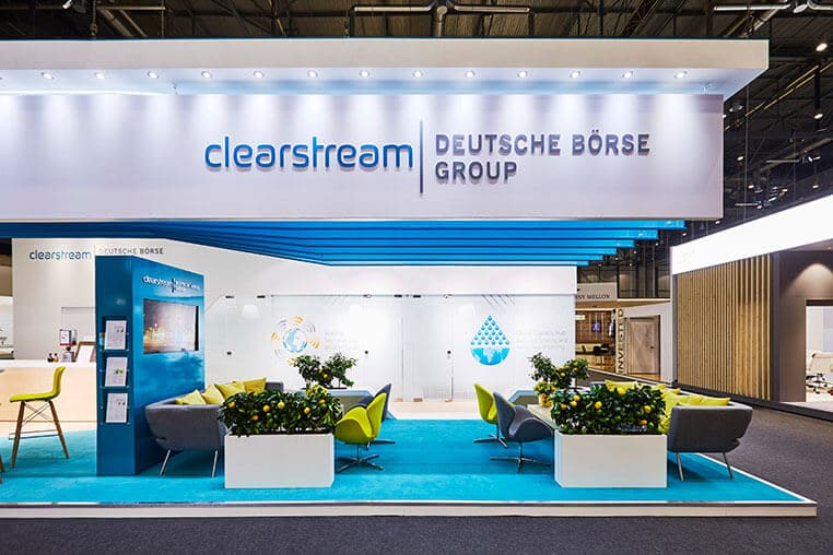 Clearstream at Sibos 2016