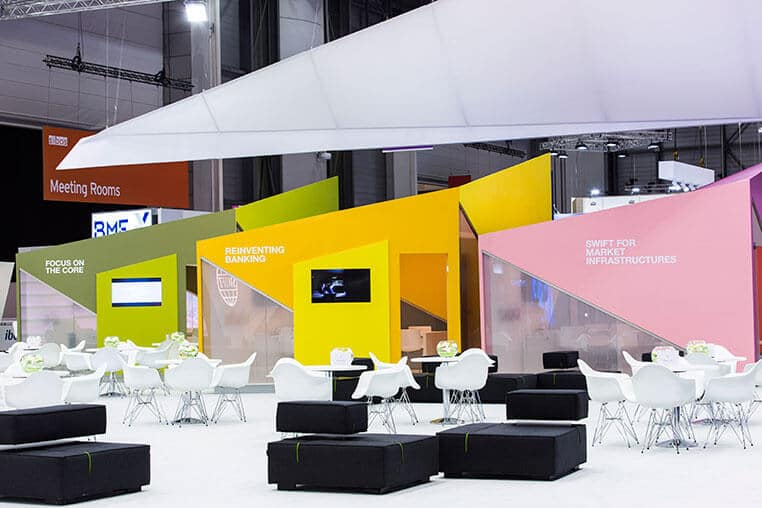 SWIFT Stand - Sibos 2016