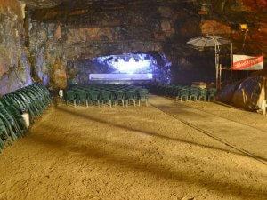 Unusual event venues - Carnglaze Caverns