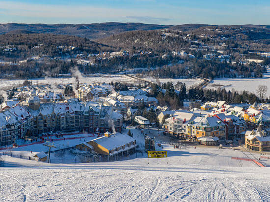 Unusual event venues - Casino de Mont-Tremblant
