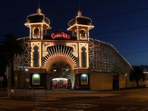 Unusual event venues - Luna Park