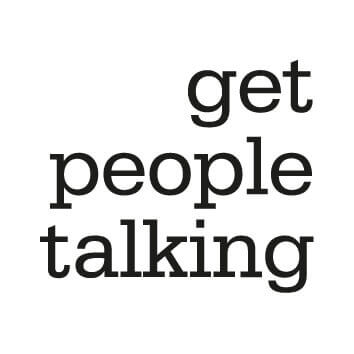 Get people talking