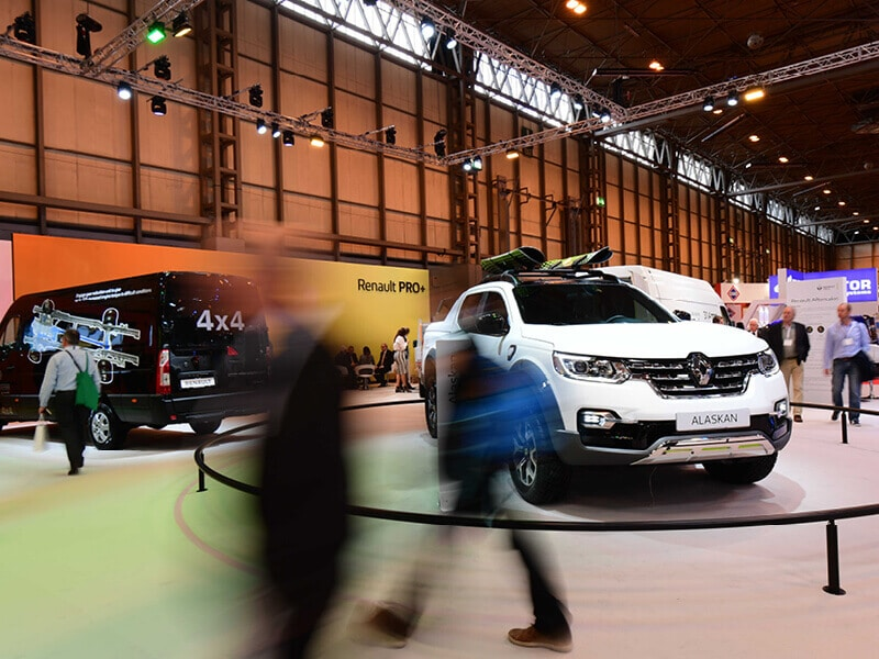 Renault - Commercial Vehicle Show