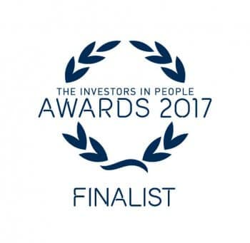Investors in People Finalist Logo