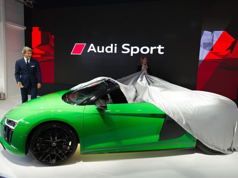 Audi Goodwood Festival of Speed 2017