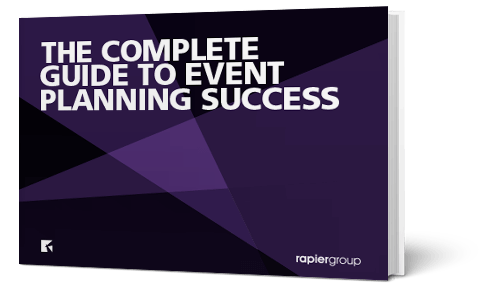 The complete guide to event planning success