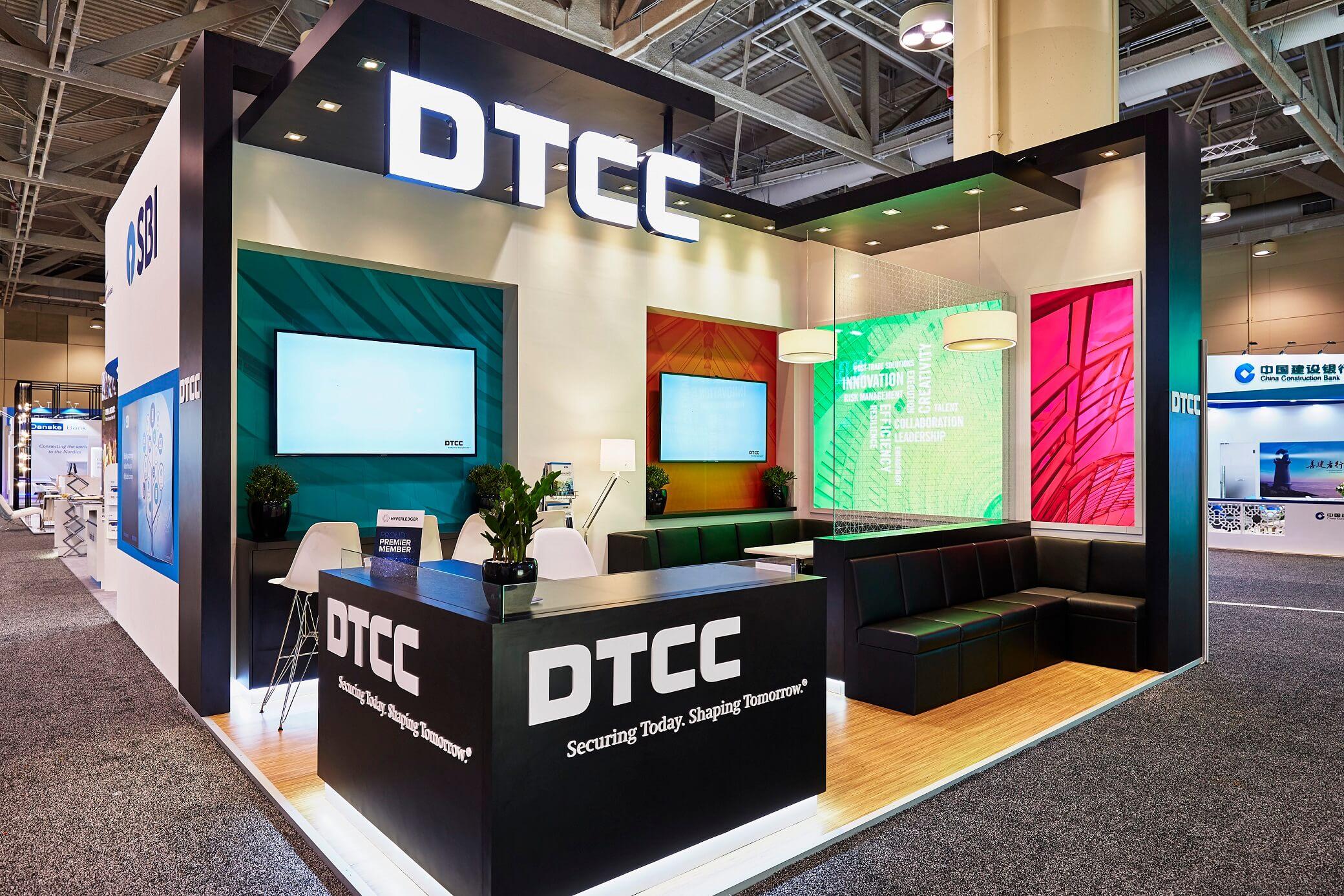DTCC, Sibos 2017