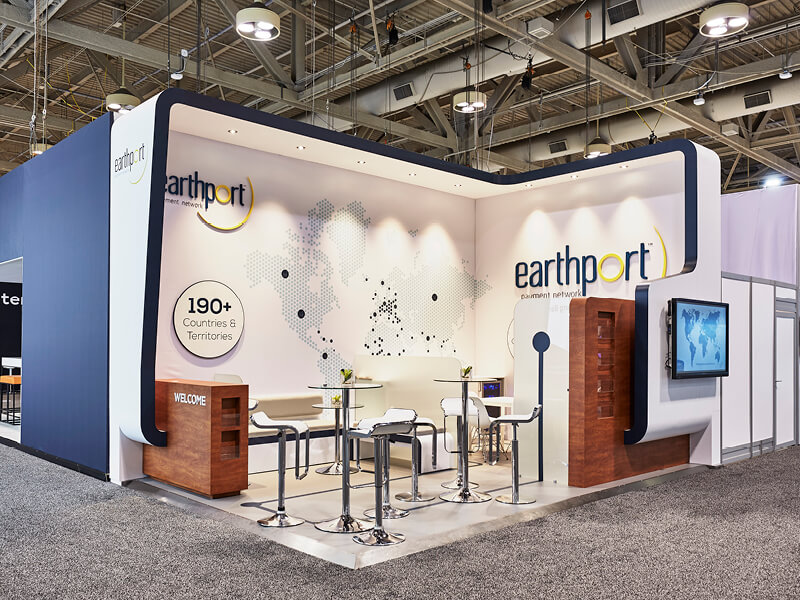 Earthport at Sibos 2017
