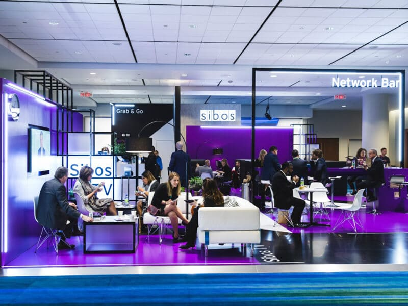 Sibos 2017 Network Lounge