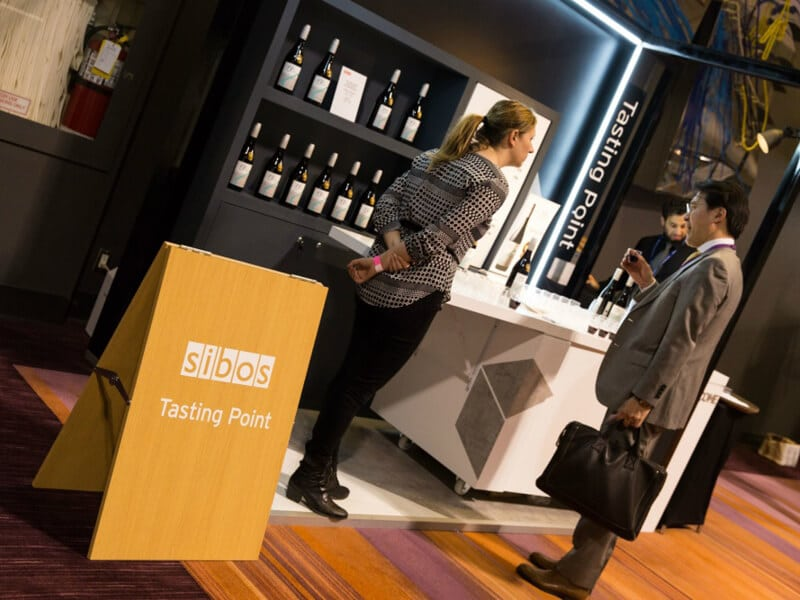 Sibos 2017 Tasting Point