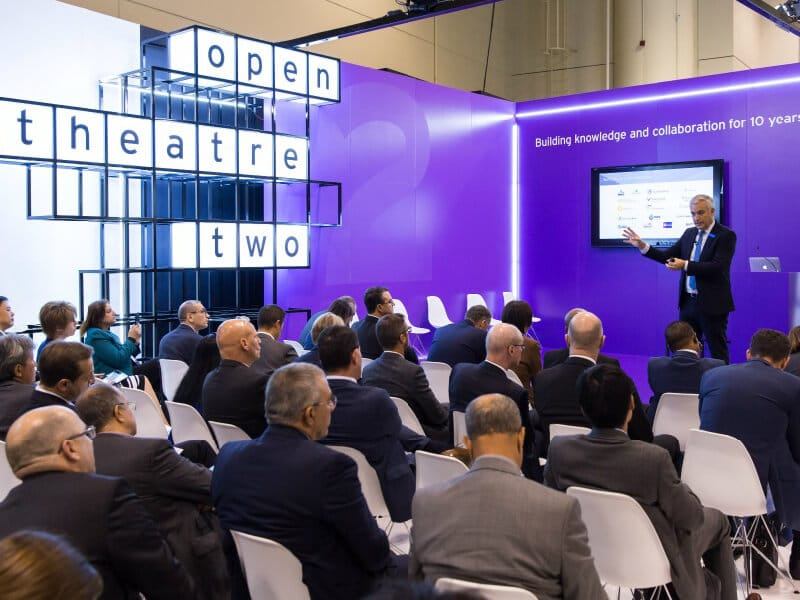 Sibos 2017 Theatre