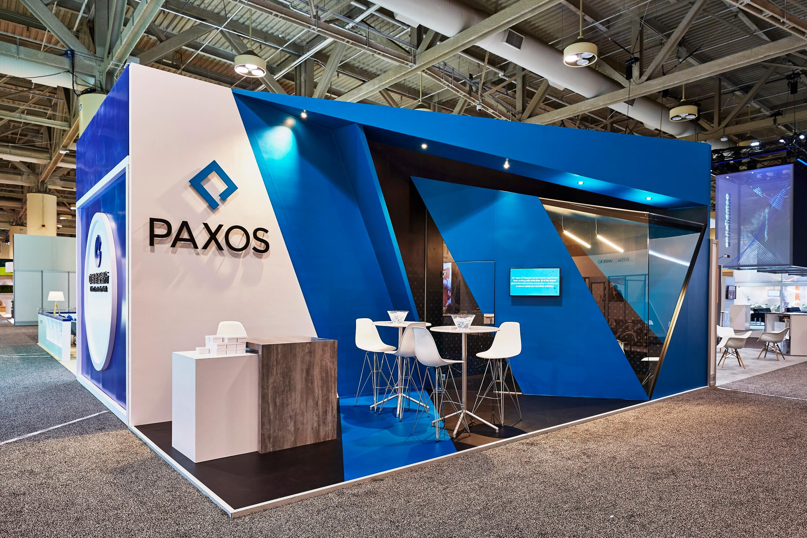 Paxos at Sibos 2017