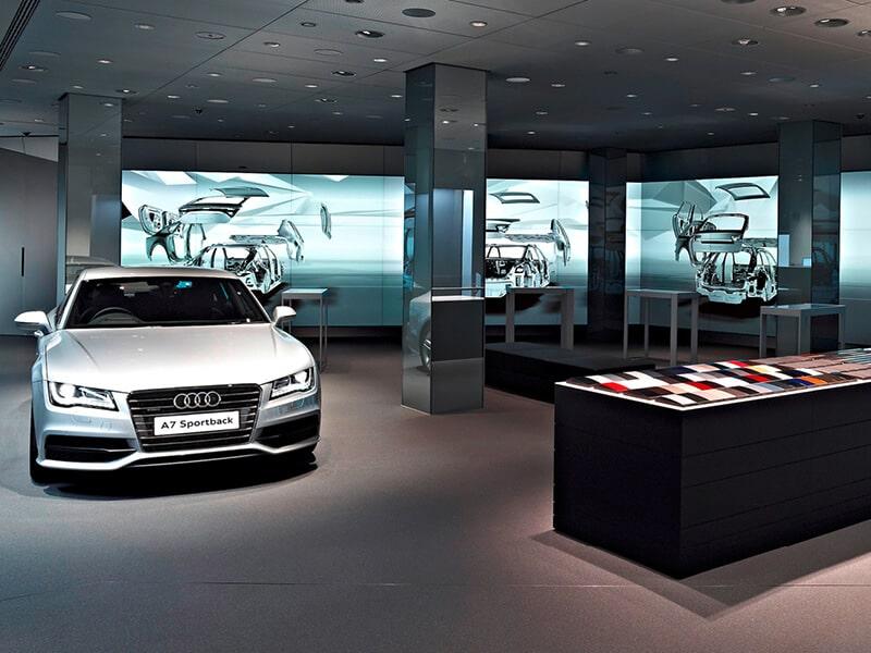 Audi City London