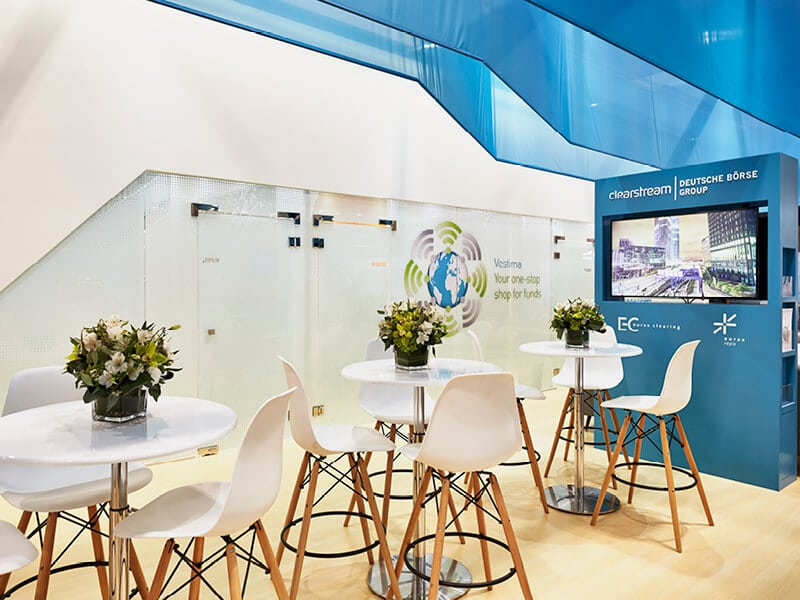 Clearstream at Sibos 2017