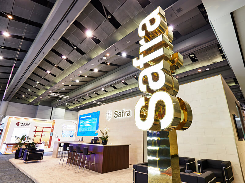 Safra at Sibos 2017