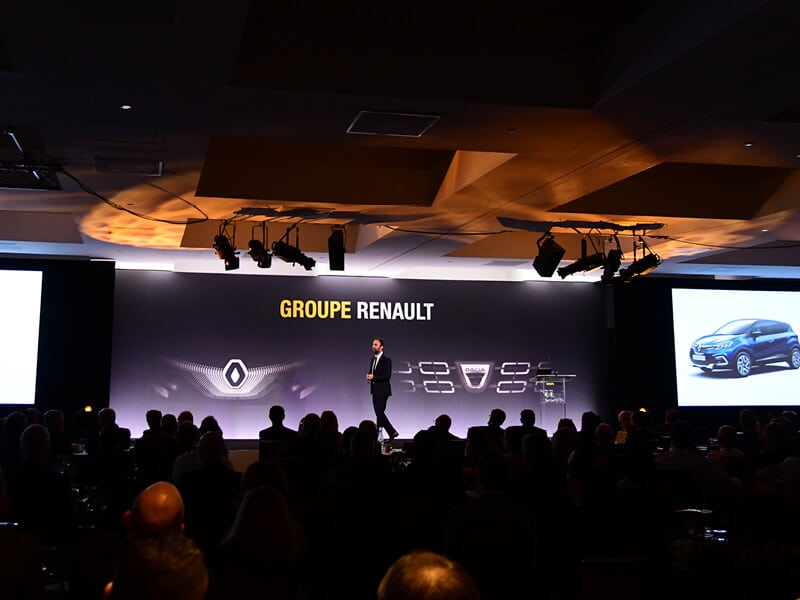 Renault UK Annual Dealer Conference 2018