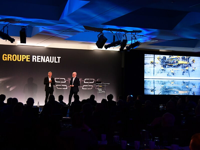 Renault UK Annual Renault UK Annual Dealer Conference 2018 Conference 2018