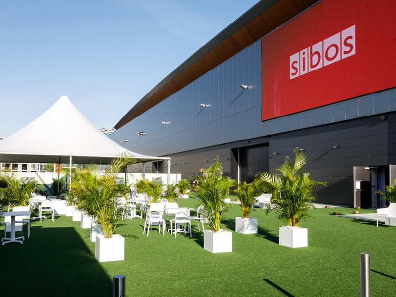 Sibos 2018 - Branding, design, visitor experience and exhibition management