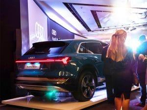 Audi Fleet and Business Showcase
