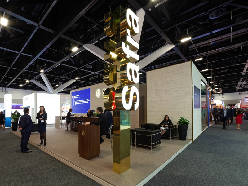 Safra at Sibos 2018