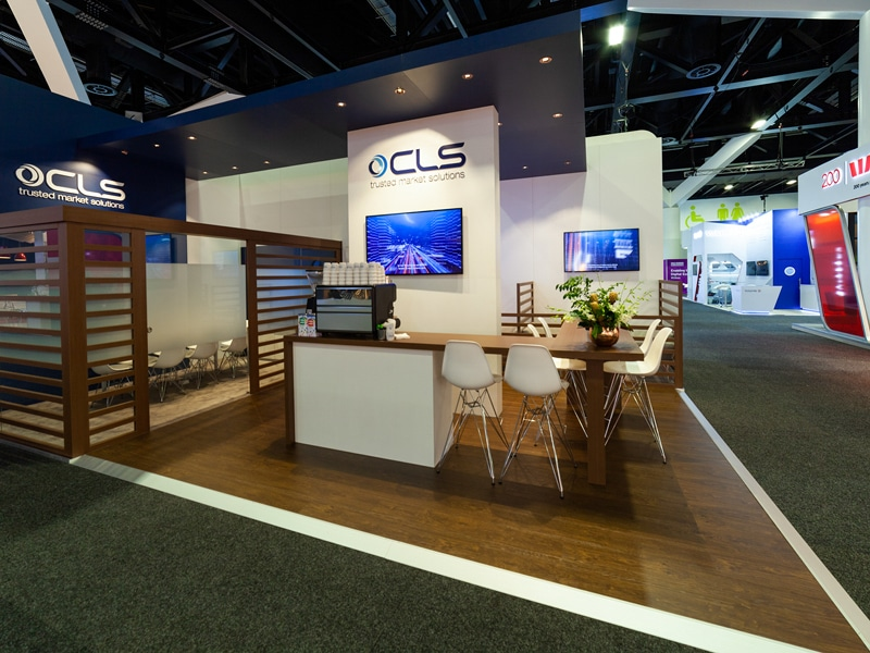 CLS at Sibos 2018