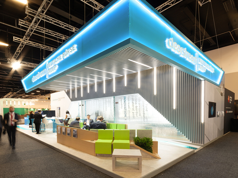Clearstream at Sibos 2018