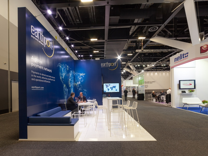 Earthport at Sibos 2018