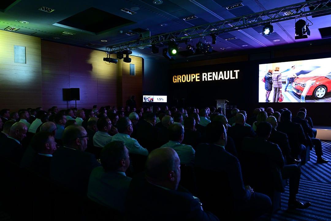 Renault UK Annual Dealer Conference 2019