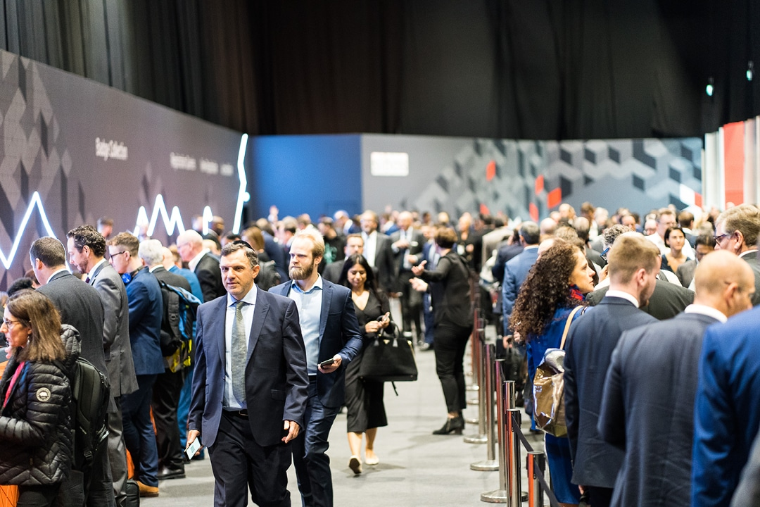 Sibos 2019 - Branding, design, visitor experience and exhibition management