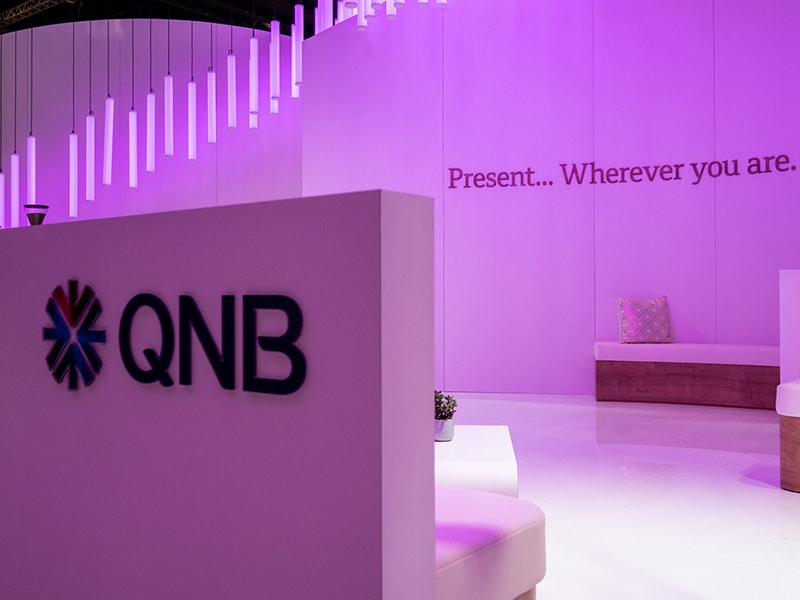 QNB at Sibos 2019