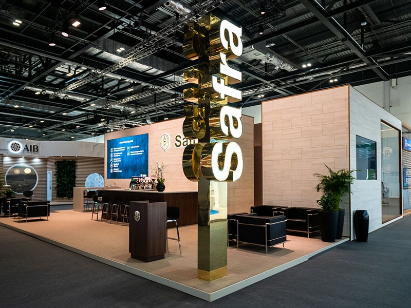 Safra at Sibos 2019