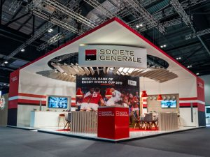 Societe Generale at Sibos