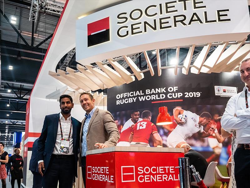 Société Générale at Sibos 2019