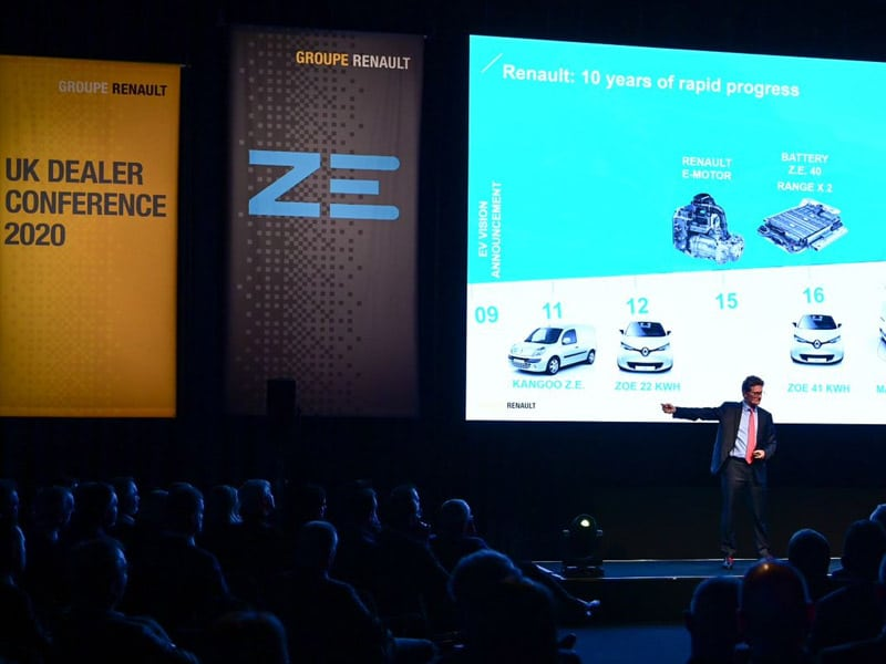 Group Renault Dealer Conference