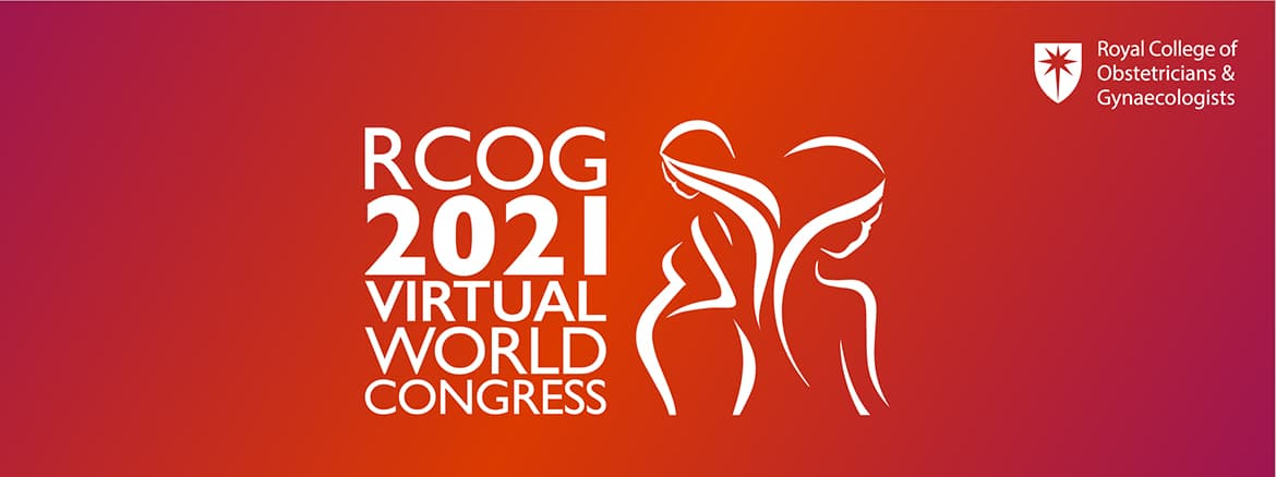 Rapiergroup continues its partnership with RCOG to deliver their 2021 virtual and 2022 blended World Congresses.